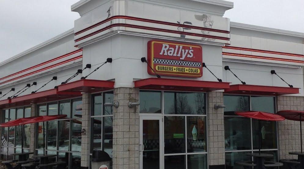 outlook of rallys restaurant