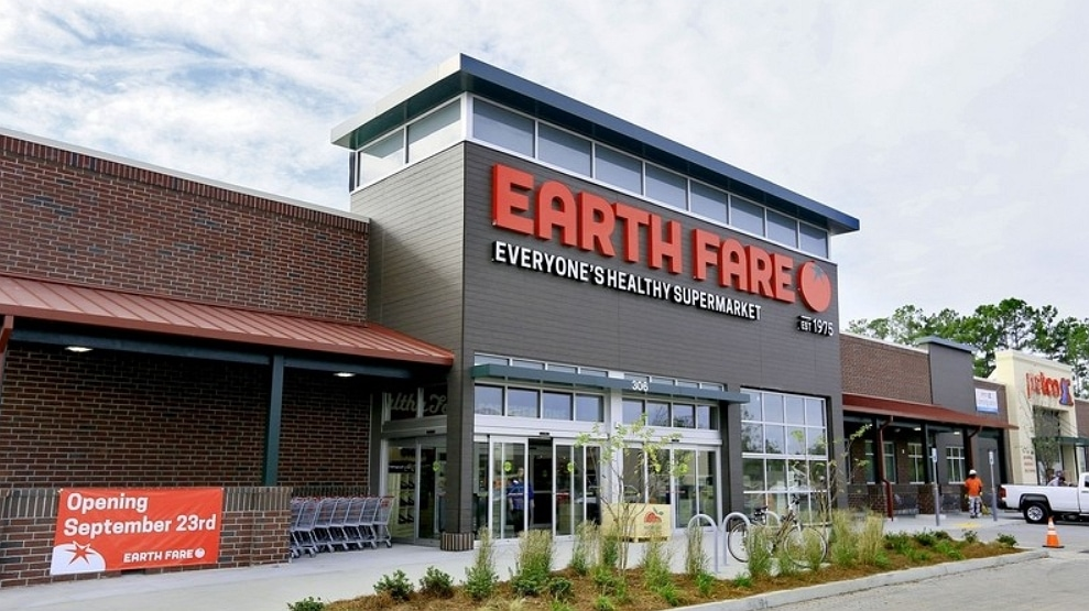 earth fare store front