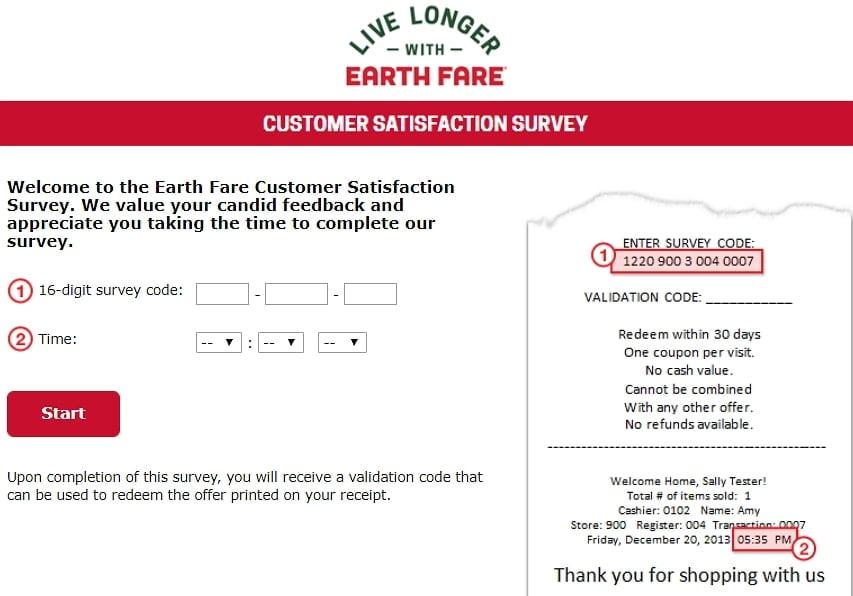 official homepage of earthfarelistens.com